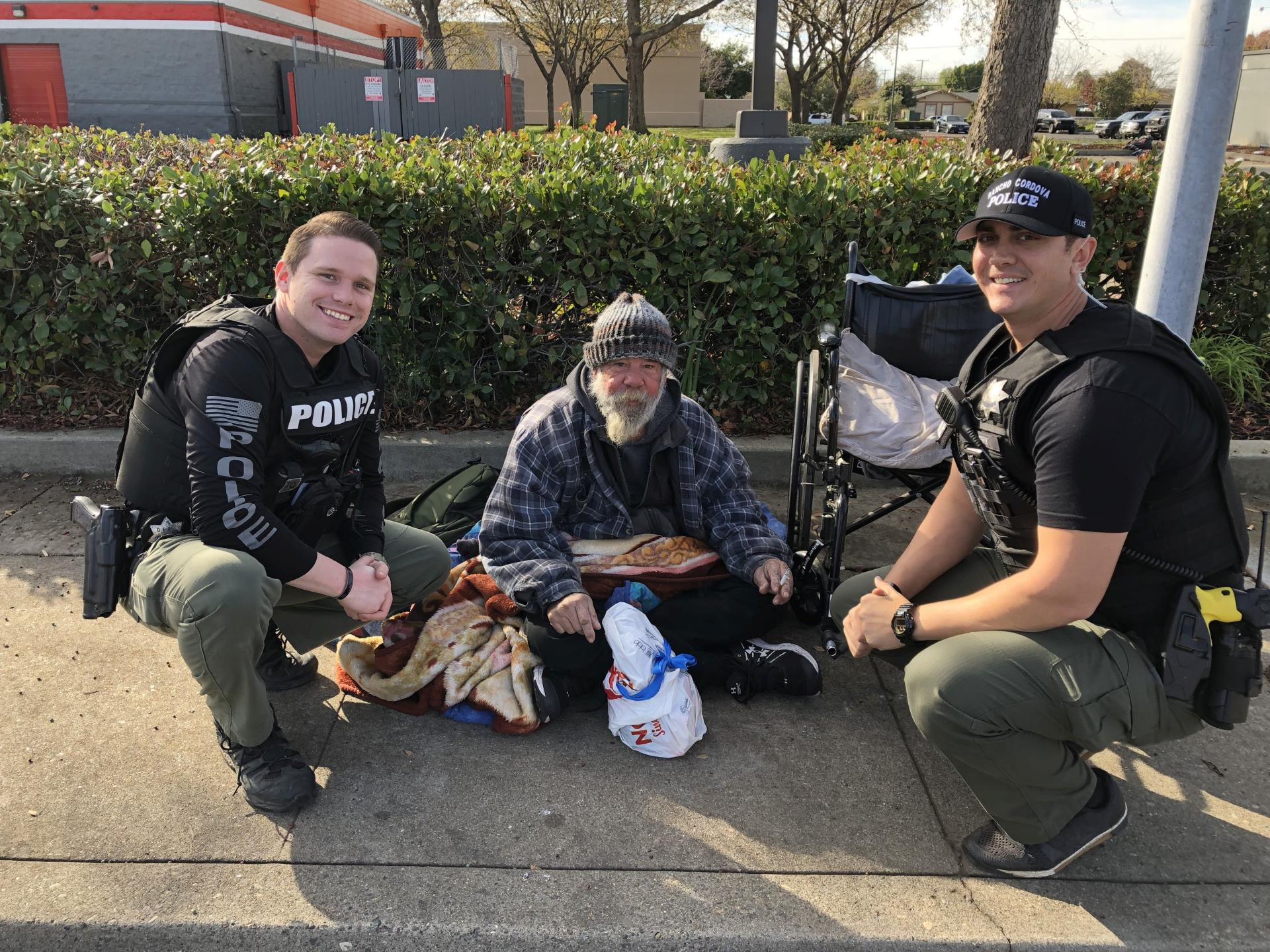 Homeless Outreach Team 1